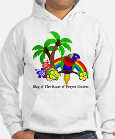 Ring of Fire Parrot Hoodie