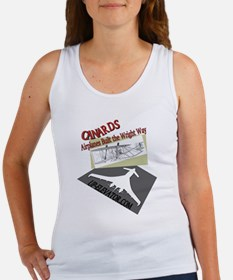 Canards the Wright Way Women's Tank Top