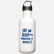 Eat Sleep Gymnastics Water Bottle