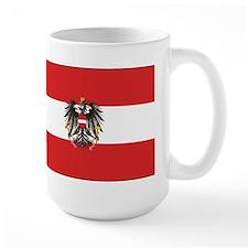 Austria State Flag Mug