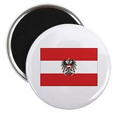 "Austria State Flag 2.25"" Magnet (10 pack)"