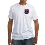 100 Missions Fitted T-Shirt