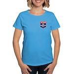 100 Missions Women's Dark T-Shirt