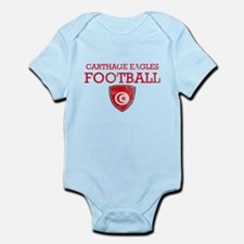 Tunisia Football Onesie