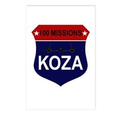 100 Missions Postcards (Package of 8)