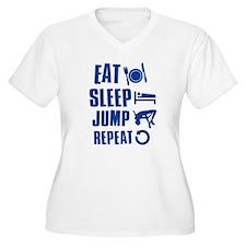 Eat Sleep Jump T-Shirt