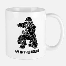Off My Field Newbie Mug