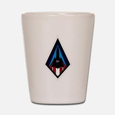 SR-71 Shot Glass