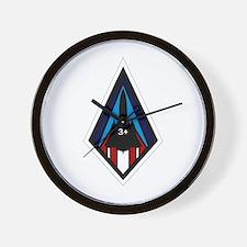 SR-71 Wall Clock
