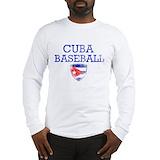 Cuba Long Sleeve T-shirts