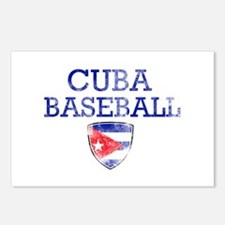 Cuba Baseball Postcards (Package of 8)