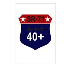 SR-71 Postcards (Package of 8)
