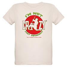 Im Not Crazy (lacrosse) T-Shirt