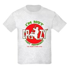 Im Not Crazy (lacrosse) T-Shirt