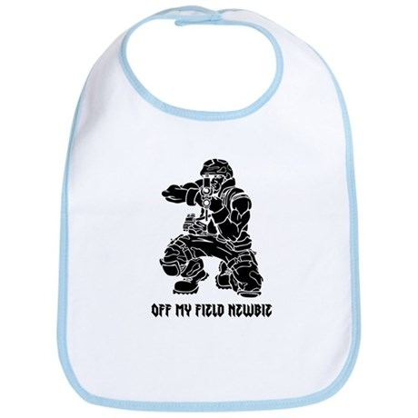 Off My Field Newbie Bib