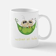 Mother of Twins, Boy/Girl Mug