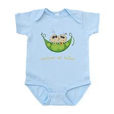 Mother of Twins, Boy/Girl Infant Bodysuit