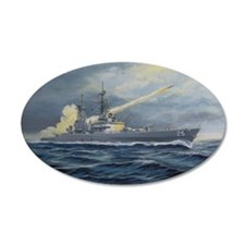 USS BAINBRIDGE, CGN-25 Wall Decal