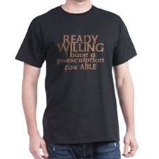 Funny Ready able T-Shirt