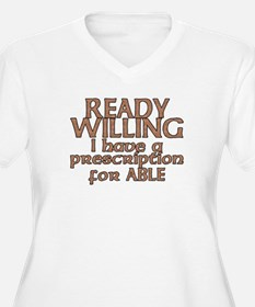 Unique Ready and able T-Shirt