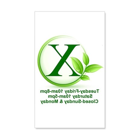 xtrans 35x21 Wall Decal