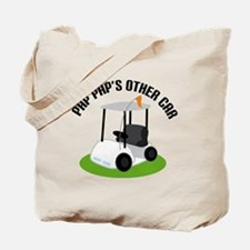 PapPap Golf Cart Tote Bag