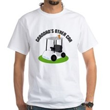 Grandad Golf Cart Shirt