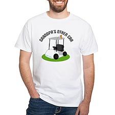 Grandpa Golf Cart Shirt