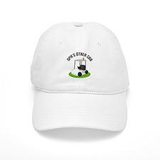Opa Golf Cart Baseball Cap