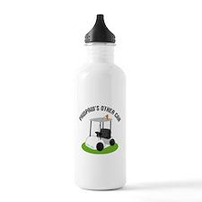 PawPaw Golf Cart Water Bottle