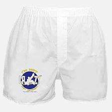 I'm Not Crazy (hockey) Boxer Shorts