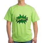 Smash! Green T-Shirt