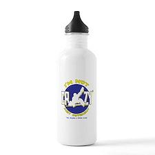 I'm Not Crazy (hockey) Water Bottle
