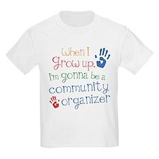 Future Community Organizer T-Shirt