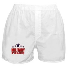 Military Police Boxer Shorts