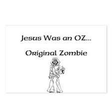 jesus_was_an_OZ Postcards (Package of 8)
