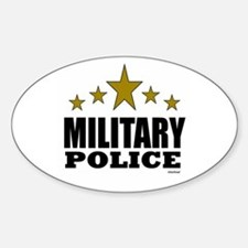 Military Police Decal
