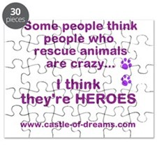 Rescue Heroes Puzzle