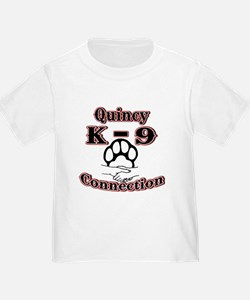 Quincy K-9 Connection Logo T
