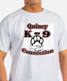 Quincy K-9 Connection Logo T-Shirt