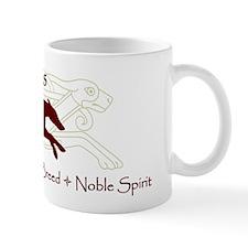 Celtic/Modern Greyhound Mug