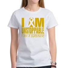 Unstoppable Appendix Cancer Tee