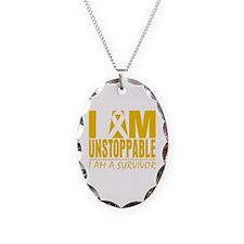 Unstoppable Appendix Cancer Necklace