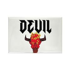 Devil Rectangle Magnet