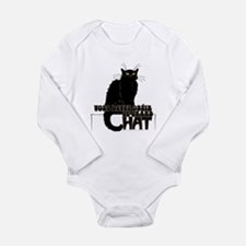 Big Long Sleeve Infant Bodysuit