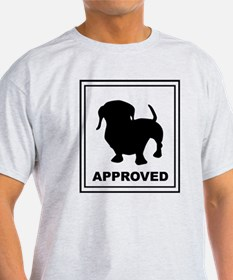 Dachshund Approved T-Shirt