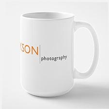 Randy Jackson Photography Logo Large Mug