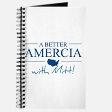 A Better Amercia with Mitt! Journal