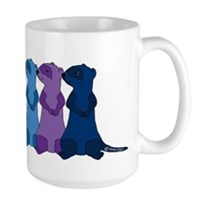 Rainbow Ferret Mug