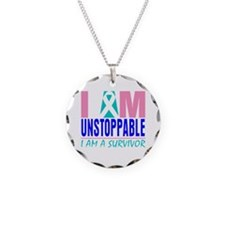Unstoppable Thyroid Cancer Necklace